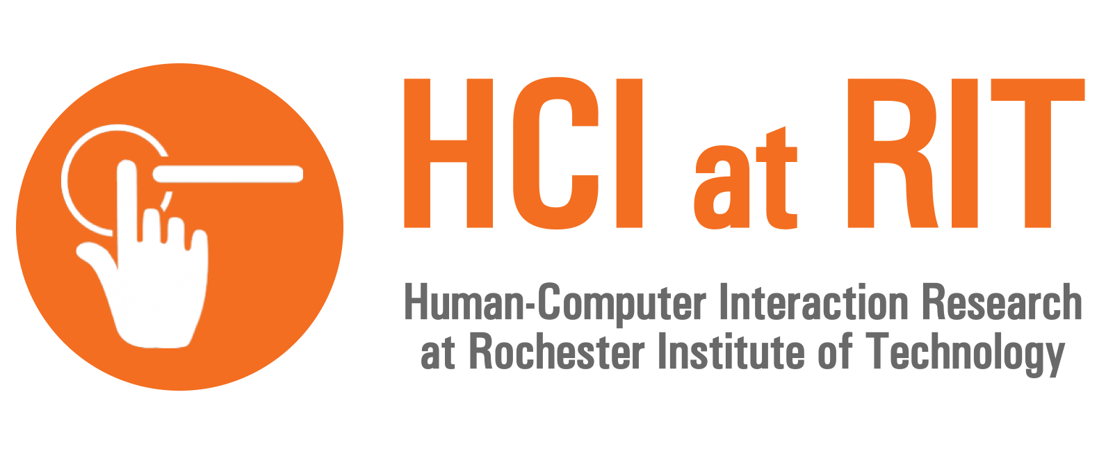 HCI at RIT: Research Community